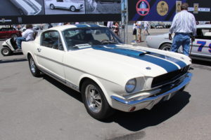 The 1965 Shelby Mustang GT350 / America at It's Best