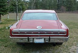 1966 Charger Tail Lights - Attract And Alert Simultaneously