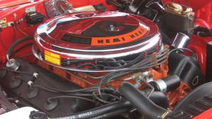 426 Hemi Big Block Engine