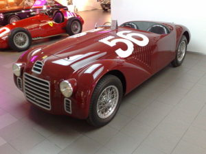 The History of Ferrari from past to present