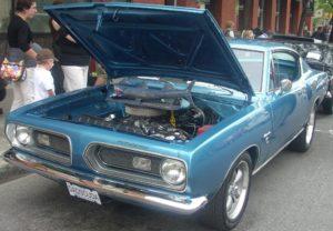 '68 Plymouth Barracuda