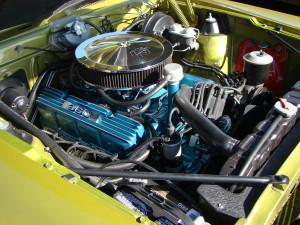 AMC V8 Engine with 360 CID