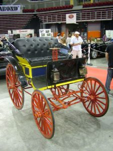 History of the Mercedes Benz
