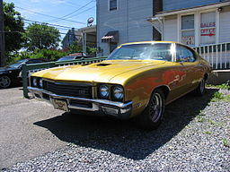 The Formidable Buick GS