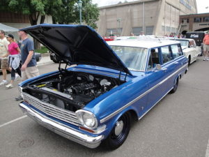 Maintain your Classic with a used Nova Engine