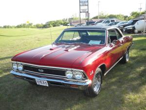 '66 Chevrolet Chevelle SS