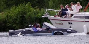 Gibbs Aquada Amphibious Car