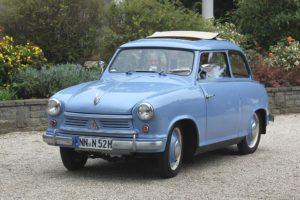 1955 Lloyd LP 400
