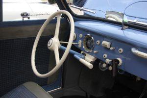 1955 Lloyd LP 400 Armaturenbrett