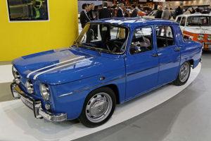 Retromobile: Renault 8 Gordini