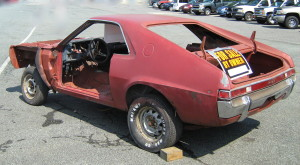 Classic Car Restoration: What to do with a Basketcase Car