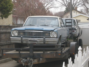 Project Cars Plymouth Valiant