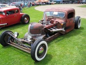 Rat Rods: The Hot Rod World's Dodge