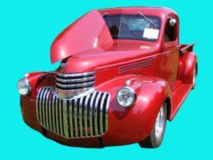 Vintage Chevrolet Classic Truck