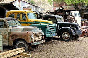 Restoring Classic Cars and Trucks