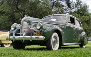 Vintage Buick and Chevrolet Organizations and Services: 1940 Buick Roadmaster