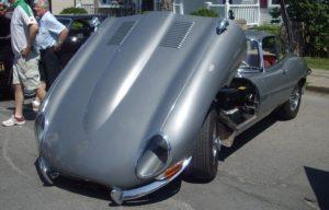 '66 Jaguar E Type XKE