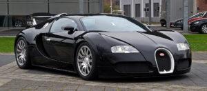 250 mph Supercar: Bugatti Veyron 16.4
