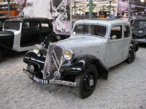 1934 Citroen Traction 7A