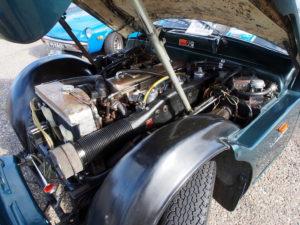 Jensen 541S Engine