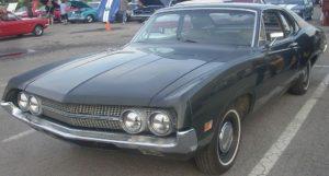 1970 Ford Falcon Coupe