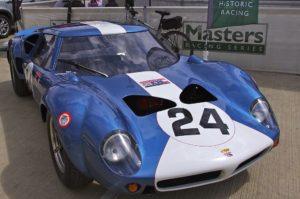 Mid-Engine Supercar: Lola Mk6 GT