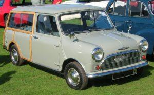 Morris Minor Mini Car