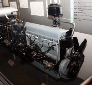 1933 Chevrolet stovebolt six engine