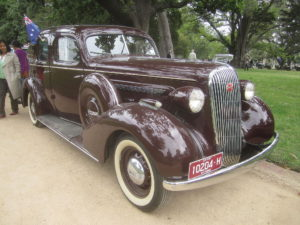 1936 Buick Series 40 Special Sedan