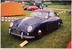 A Brief History Of Porsche: 1954 Porsche 356 1500 Super