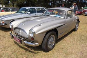 1958 Jensen 541R Coupe