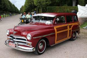 1950 Plymouth Woody Suburban