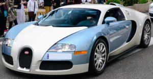 Supercar: Bugatti Veyron 16.4