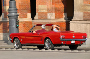 Fast Cars – The American Muscle