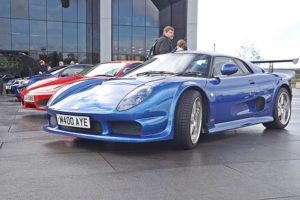 Mid-Engined Supercars: Noble M400