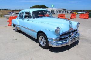 Glamour Cars: 1951 Pontiac Chieftan Sedan