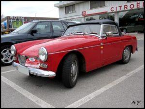 Buying an MG Midget: 1967 MG Midget 1100 SR