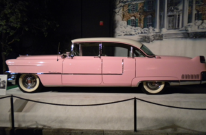 1950's Glamour Cars: Elvis Presley's Pink Cadillac