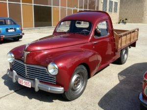 Finding Truck Parts For Your Restoration: Classic Peugeot Truck