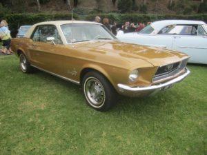 1968 Ford Mustang Hardtop
