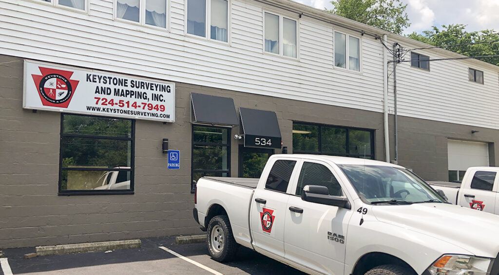 Keystone Surveying & Mapping, Inc. Corporate Headquaters