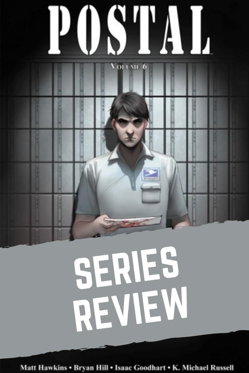 Postal | Series Review