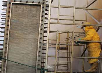 Bloc Welded Pate Heat Exchanger