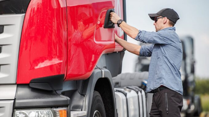 Rehab on the Road for Truckers