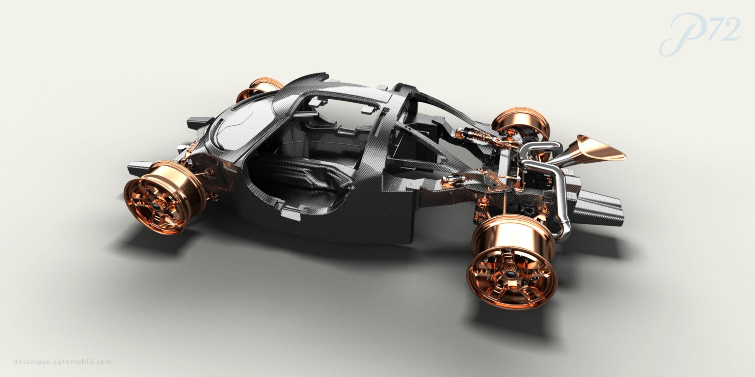 超跑品牌De Tomaso获授权Apollo平台
