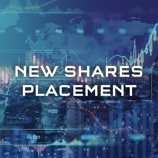 SUBSCRIPTION OF NEW SHARES