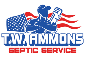 T.W. Ammons Septic Service, Inc. - Logo