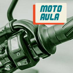 Moto Aula: Comandos e controles da moto