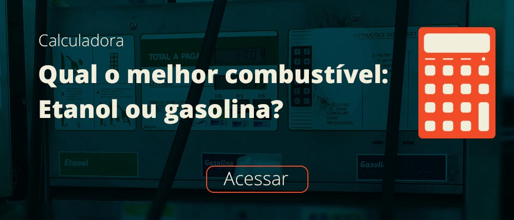 acessar a calculadora: melhor combustível