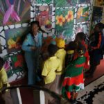 Our rich culture at Ahhh Ras Natango Gallery and Garden tour, Jamaica